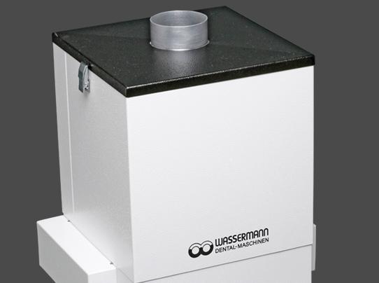 Wassermann SG-10 Absauganlage - 1