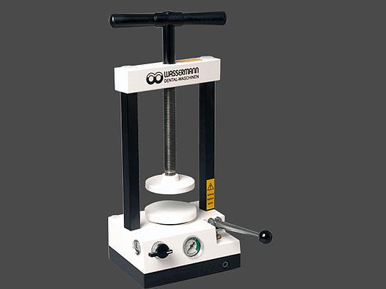 Wassermann WW 33 Hydraulikpresse - 1