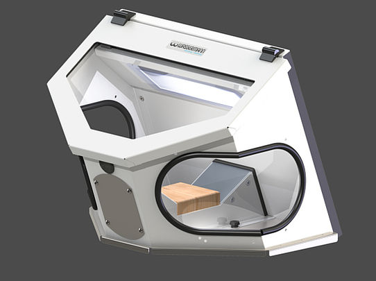Wassermann Compact III Absaug-Box - 1